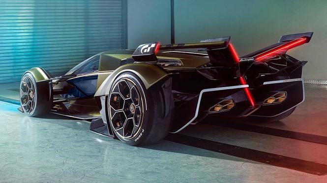 Lamborghini mang concept 'siêu ấn tượng' từ game ra đời thực - ảnh 2
