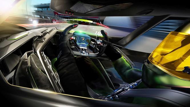 Lamborghini mang concept 'siêu ấn tượng' từ game ra đời thực - ảnh 8