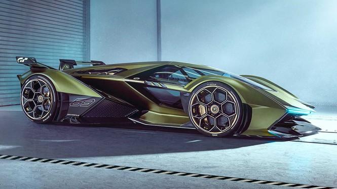 Lamborghini mang concept 'siêu ấn tượng' từ game ra đời thực - ảnh 1