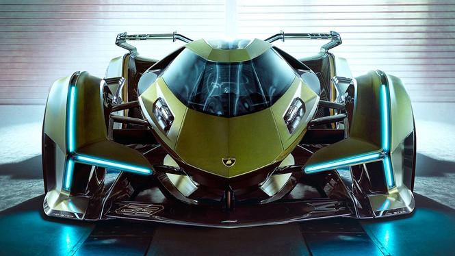 Lamborghini mang concept 'siêu ấn tượng' từ game ra đời thực - ảnh 3