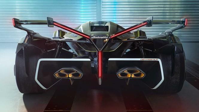 Lamborghini mang concept 'siêu ấn tượng' từ game ra đời thực - ảnh 4
