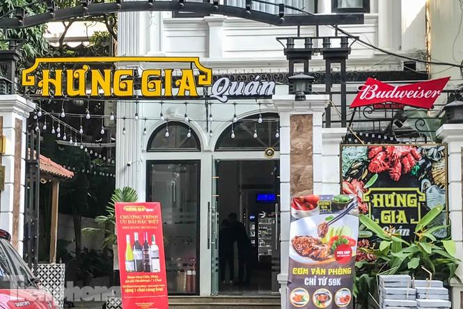 Biệt thự cổ Hà Nội thi nhau thành nhà hàng, quán nhậu - ảnh 6