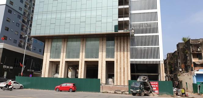 Quảng Ninh 'lúng túng' xử lý cao ốc xây vượt phép 5 tầng - ảnh 2