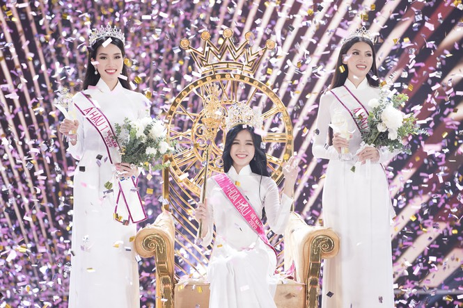 Bố của Đỗ Thị Hà chia sẻ điều muốn nhắn nhủ với con sau đăng quang Hoa hậu Việt Nam 2020 - ảnh 1