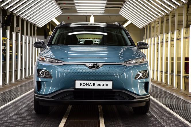 Hyundai tham vọng trở thành nhà sản xuất xe điện lớn nhất tại châu Âu - ảnh 1