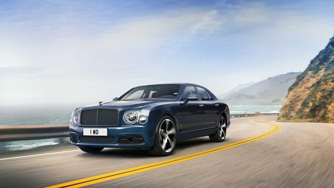 Động cơ V8 6.75L cuối cùng của Bentley xuất xưởng - ảnh 1