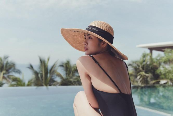 Ảnh bán nude hiếm hoi của Tăng Thanh Hà - ảnh 9