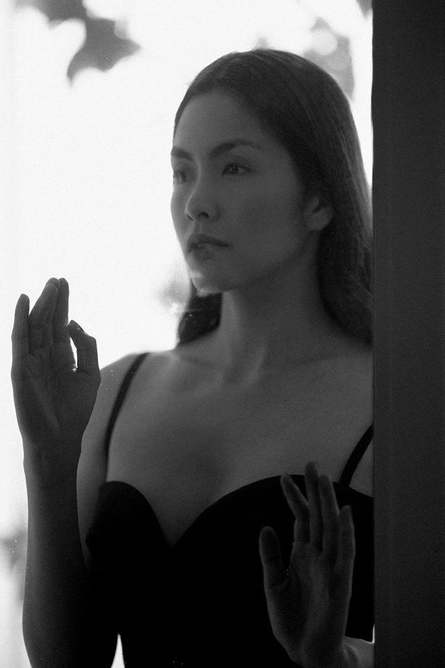 Ảnh bán nude hiếm hoi của Tăng Thanh Hà - ảnh 11