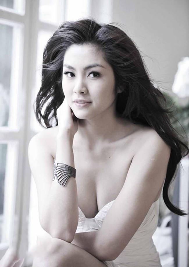 Ảnh bán nude hiếm hoi của Tăng Thanh Hà - ảnh 5