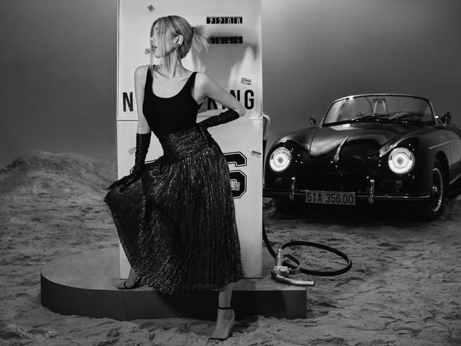 Hậu giảm cân, Min đẹp như sao Hollywood trong bộ ảnh mới, khoe khéo thân hình quyến rũ - ảnh 10