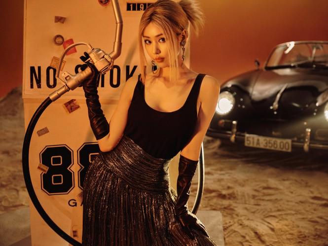 Hậu giảm cân, Min đẹp như sao Hollywood trong bộ ảnh mới, khoe khéo thân hình quyến rũ - ảnh 8