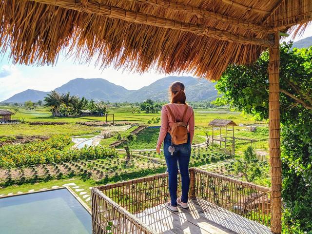 Cận cảnh những ngôi nhà 'treo mình' trên cây, 'độc' nhất Việt Nam - ảnh 2