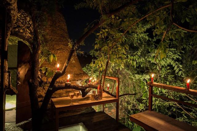 Cận cảnh những ngôi nhà 'treo mình' trên cây, 'độc' nhất Việt Nam - ảnh 5