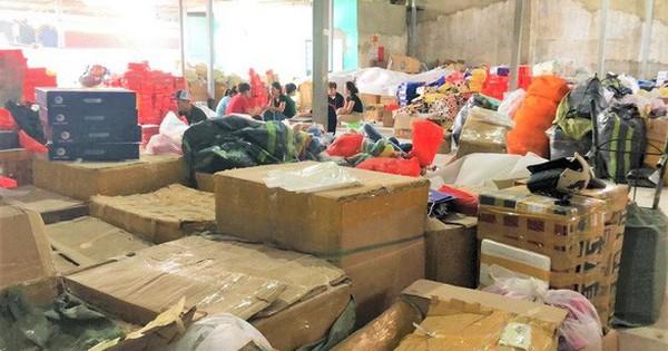 Đột kích điểm nóng tại TP. HCM, phố cổ Hà Nội bắt giữ nhiều hàng giả hàng nhái lên đến hàng tỷ đồng