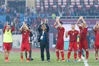 VN football team receive $240,000 for their performance in FIFA World Cup's qualifier