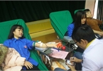 Blood donors needed to save more lives in Vietnam