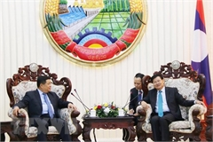 Vietnamese, Lao investment ministries enhance co-operation