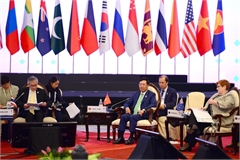 Vietnam stresses UNCLOS compliance in ASEAN regional forum