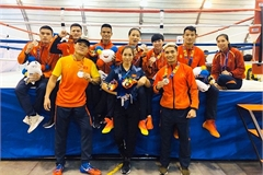 Boxing coach Thanh can't wait to face Olympic challenge
