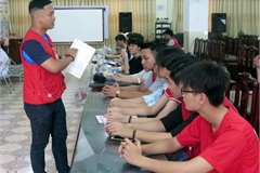 Youth union with kind-heartedness