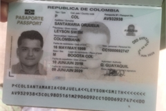 Colombian flees isolation area in Hoi An