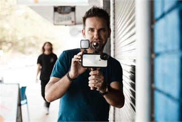 Free filmmaking masterclass to feature Jason van Genderen