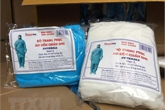 Man prosecuted for trading counterfeit COVID-19 preventive suits