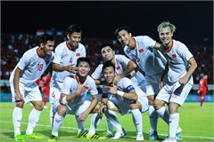 VN Football Federation hoping for$500,000 in financial support fromFIFA