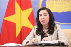 Nothing unusual about VN's submission of diplomatic notes to UN protesting China's illegal claims: spokesperson