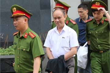 Appeal court upholds sentence for former Da Nang leader