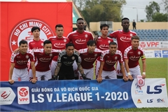 HCM City FC have most expensive squad in V.League: Transfermarkt
