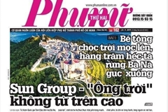 Phu Nu online newspaper in HCM City suspended