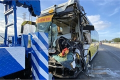 61 people killed in traffic accidents over holiday weekend