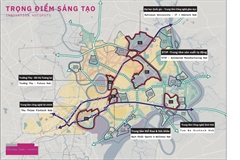 HCM City adjusts zoning plan for innovative hub