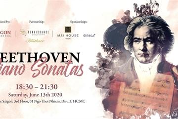 Saigon Classical Music celebrates Beethoven's birthday