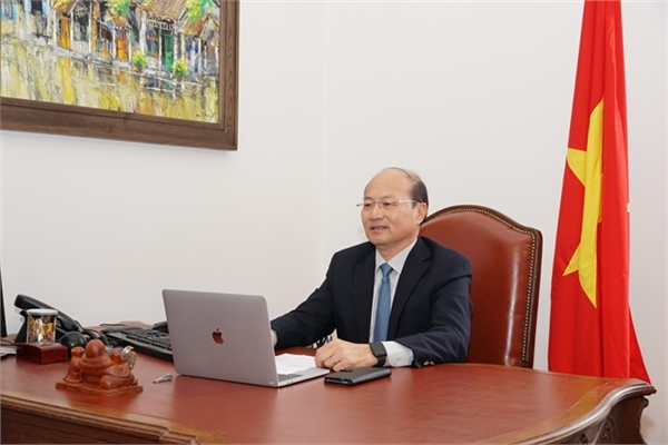 Vietnam attends IAEA Board of Governors teleconference
