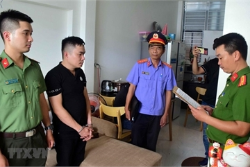 High-tech fraud ring in Hue busted by police