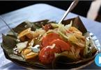 Vietnamese food: Pyramid rice dumpling
