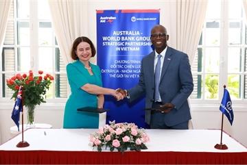 WB, Australia to help Vietnam mitigate impacts of COVID-19 and facilitate economic recovery