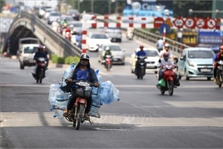 Showers to hit Hanoi and northern provinces this afternoon