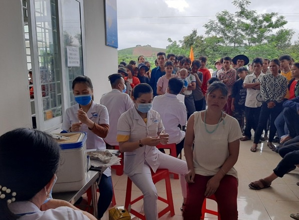 Three cases of diphtheria reported in Kon Tum