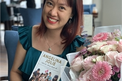 Angelina Jolie's book published in Vietnamese
