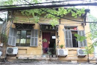 Hanoi stops renovation and repair of old villas