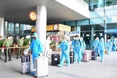 270 South Korean experts quarantined in Hai Phong