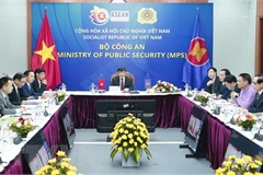 Vietnam calls for stronger ASEAN co-operation to fight transnational crime