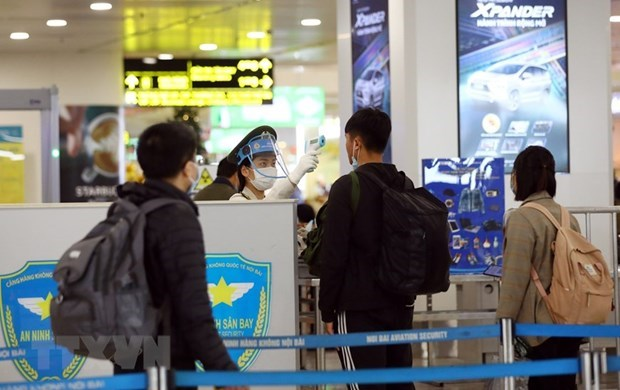 E-health declaration compulsory for all airline passengers