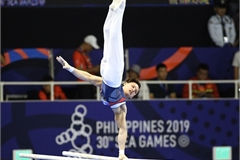 Vietnamese gymnast qualifies for Tokyo Olympics