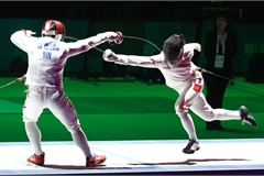 Fencer the first Vietnamese athlete positive for COVID-19