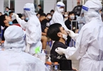 New record with 1,844 domestic COVID-19 cases on Saturday