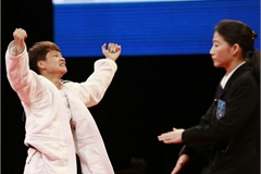 Vietnamese Judoka Thuy to compete in Tokyo Olympics